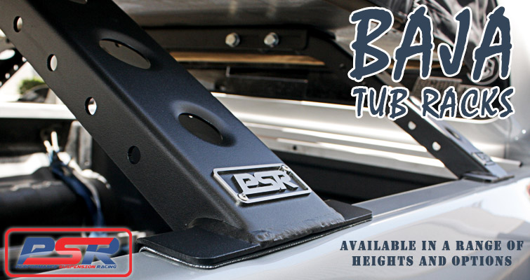 Baja Tub Racks for your 4X4