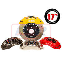 Ford Falcon AUII-BFII XYZ Racing 6 Pot 330mm Fixed or Floating Rotor Front Big Brake Kit BBK