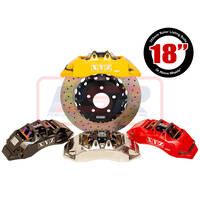 Holden Commodore VF XYZ Racing 6 Pot 355mm Fixed Rotor Front Big Brake Kit BBK