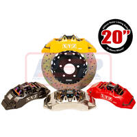 Holden Commodore VR-VS IRS XYZ Racing 8 Pot 400mm Floating Rotor Rear Brake Kit BBK