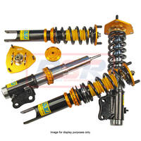 BMW E30 6 CYL OE ⌀45 (Frt Welding OE Rr Separated) 1982-1992 XYZ Racing Drift Spec Coilovers