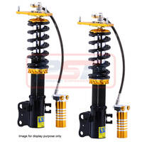 BMW E30 6 CYL OE ⌀45 (Frt Welding Modified Rr Integrated) 1982-1992 XYZ Pro Racing-Drift Spec Coilovers