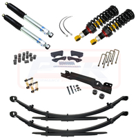 "Holden Colorado RG / Isuzu D-MAX Bilstein 3"" Lift Kit LONG TRAVEL"