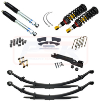 "Holden Colorado RG / Isuzu D-MAX Bilstein 4"" Lift Kit LONG TRAVEL"