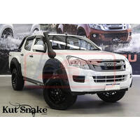 Isuzu D-MAX 2012-On Kut Snake Flares - 85mm - Full Set