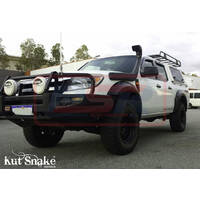 Ford Ranger PJ/PK 2007-2011 Kut Snake Flares - 58mm - Full Set