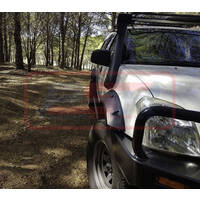 Holden Rodeo RA 2002-2006 Kut Snake Flares - 80mm - Full Set