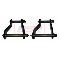 Ford Ranger PX / Mazda BT-50 Greasable Shackle - Pair