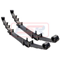 "Toyota 76 Series 2"" Raised Leaf Springs - Heavy Duty PAIR"