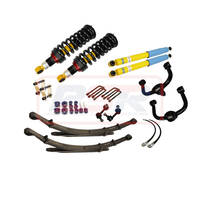 "Nissan Navara D40 Bilstein 3"" Lift Kit LONG TRAVEL"