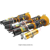 NISSAN 370 Z Z34 Rr FORK (Modified Rr Integrated) 2009-UP XYZ Racing Circuit Master Coilovers
