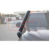"Holden RG1 Colorado 4"" Stainless Snorkel (Powdercoated Finish)"