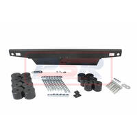 "Holden RG2 Colorado 2"" Body Lift Dual Cab (WITH TRAY) (Electronic Steering Models only)"