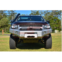 Holden Colorado RG1 Ambush Low Single Hoop Bullbar