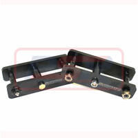 "Colorado RA-RC/Rodeo/DMAX/Hilux Leaf Spring Extended Shackles 2"" Lift"