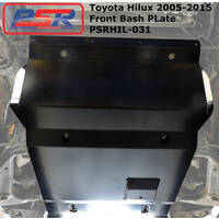 Toyota Hilux N70 05-15 Front Bash Guard (Suits ALL Diff drops)