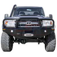 Toyota Landcruiser 70 Series Ambush Triple Hoop Bullbar (Big Tube)