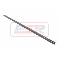 38mm OD 1200mm Long Solid Steel FOR STEERING (21 X 1.5MM / 30 X 1.5MM L/H Thread)
