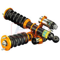 VOLKSWAGEN SCIROCCO MK 3 COUPE 2WD ⌀50 2008-2017 XYZ Racing Street Advanced Coilovers